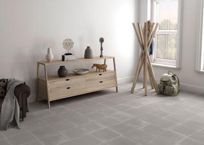 Encaustic Collection - Grey